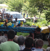 Сьогодні у Дубно прощались з героєм АТО