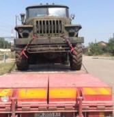 Дубенський «Урал» готують для військових у зоні АТО