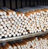 Податківці вилучили незаконних понад 870 тисяч пачок цигарок та 25 тисяч літрів алкоголю