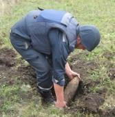 Під час будівництва дороги знайшли діючу 250-ти кілограмову бомбу