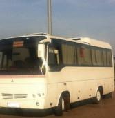 На трасі Київ-Чоп автобус буксирували рятувальники (оновлено)