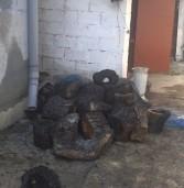 У центрі Дубна ледь не згоріли три будинки