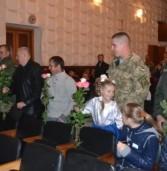 День захисника України у с. Плоска