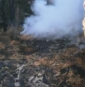 Під час ліквідації пожежі виявили тіло людини
