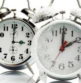 На цих вихідних переводять годинники