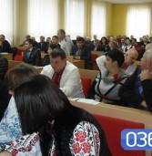 Головою районної ради обрали Козака