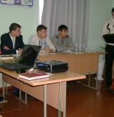 Центр БВПД навчав учнів, студентів, вихованців колонії правам людини