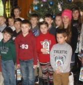 Новорічна казка для дітей з Дубенщини