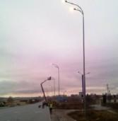 На Київ-Чоп вдень горітиме світло