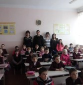 Юних школярів навчали рятувальники