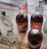 На Дубенщині триває боротьба з продажем самогону та спиртосумішей