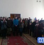 Сесія з активістами