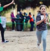 Дубенські школярі змагались у легкоатлетичному кросі