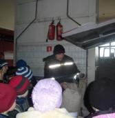 Екскурсія у пожежно-рятувальній частині