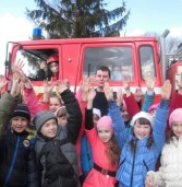 Школярі пізнавали роботу рятувальників
