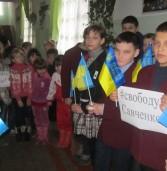 Школярі Дубенщини підтримали Савченко