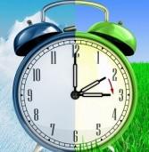 Цими вихідними переводимо годинники