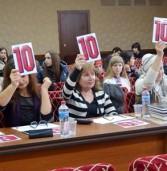Учень Майданської школи один з кращих декламаторів області