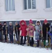 Школярі Дубенщини активно та з перемогою завершили зиму
