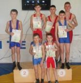 Перші старти борців та боксерів