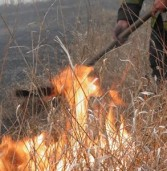 Рятувальники 10 разів гасили пожежі