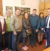 Митники надали допомогу Дубенському товариству інвалідів з дитинства