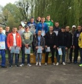 Спортсмени-веслувальники за кубок області змагались у Дубні