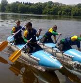 Нові досягнення юних туристів Дубенщини