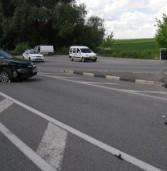Біля Привільного у ДТП потрапив поліцейський