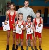 Борці Дубенщини – чемпіони та призери Всеукраїнських змагань