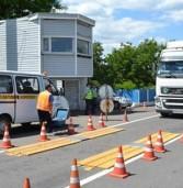 Рух вантажівок у спеку заборонено