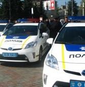Автомобіль, який викрали в Київський області, заблокували біля Дубна