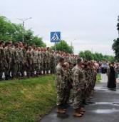 Військові дорожники відкрили меморіальну дошку колишньому командиру