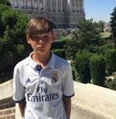 Юний дубенчанин – воротар іспанського Реалу