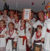 У середу стартує Міжнародний фестиваль-конкурс дитячого фольклору