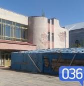 Реконструкція басейну або Як у центрі Дубна занепадає добротне приміщення (фото)