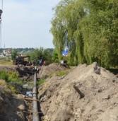 У Дубні ремонтують каналізаційні, водопровідні мережі та готуються до зими