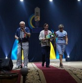 Під вигуки «Слава Україні» атовці з Дубенщини отримали нагороди