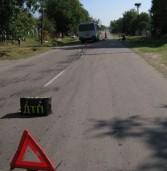 На Дубенщині жінка загинула від коліс автобуса