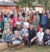 Вихованцям інтернату на Дубенщині подарували цікаве дозвілля