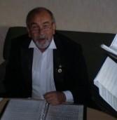 Відійшов у вічність Заслужений працівник культури Олег Кривенчук