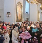 Престольне свято в Свято-Миколаївському соборі (фото)