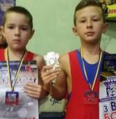 Успіхи юних борців