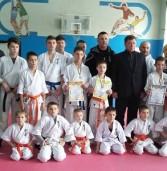 У Дубні відбувся збір федерації кіокушин карате