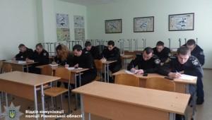 поліцейські криміналісти навчання