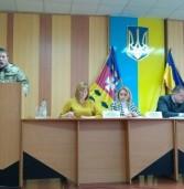 Військовий комісар прозвітував про співпрацю з сільрадами