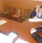 Прокурор і координатор омбудсмена спілкувались із засудженими (фото)