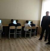 Учні двох шкіл отримали нові комп'ютерні класи