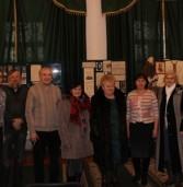У замку презентували виставку «Краєзнавча скарбниця Ігоря Лозов'юка»