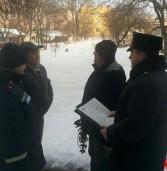 Рятувальники дбають про безпеку громадян (фото)